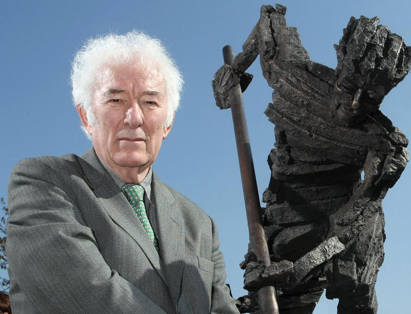 SEAMUS HEANEY AND THE TURFMAN
